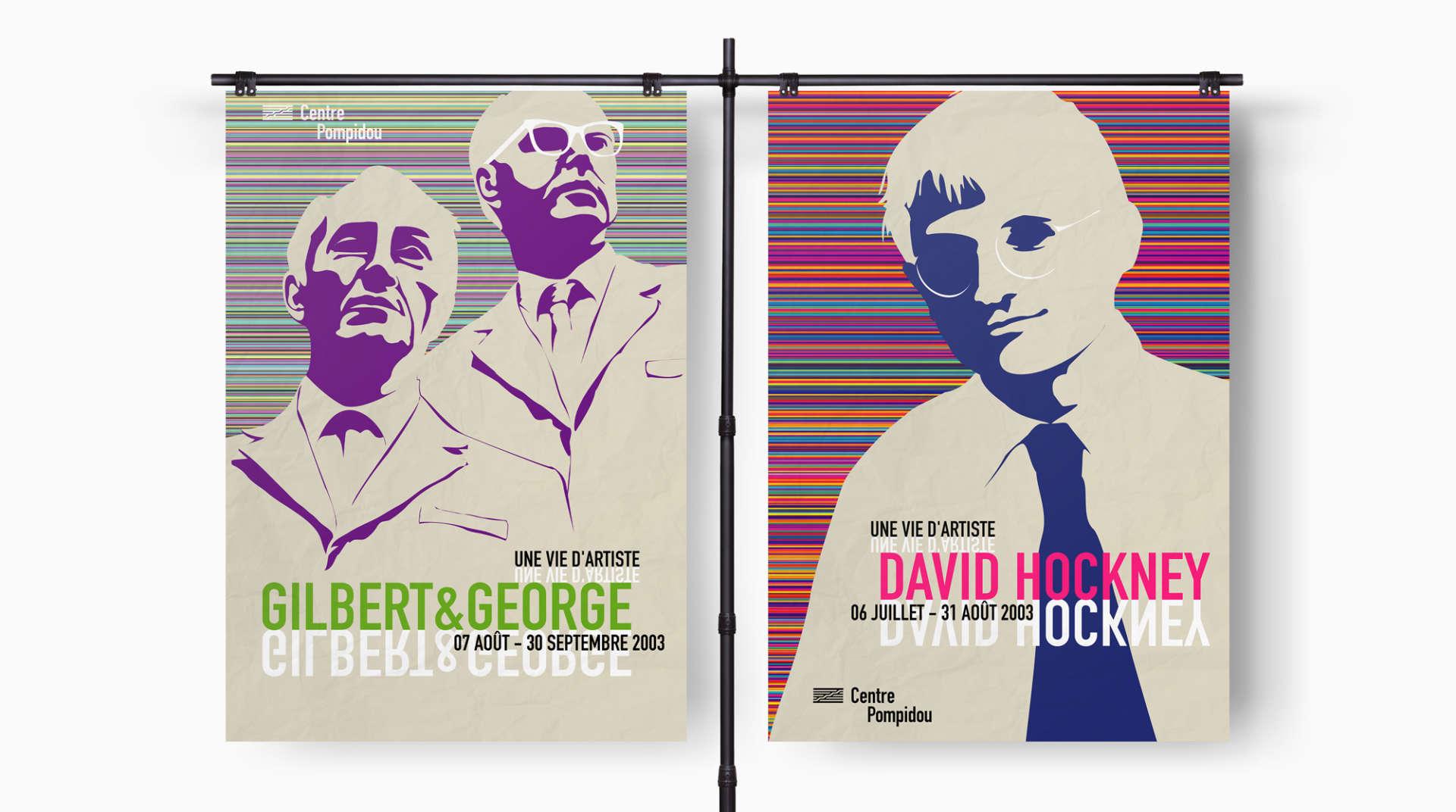 Gilbert&George-book-posterx2